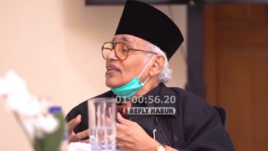 Isu PKI Kembali Bangkit, Prof Salim Said: Orang Bisa Menafsirkan Jika PDIP Menjadi Rumah Bagi Anak-anak PKI...