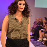 OIC - ENTSIMAGES.COM - Curvissa  collections model(s) at the UK Plus Size Fashion Week - DAY 2 - Catwalk Show Day  London 12th September 2015  Photo Mobis Photos/OIC 0203 174 1069