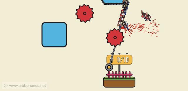 تنزيل لعبة الالغاز Rope Rescue! Unique Puzzle مهكرة مجانا