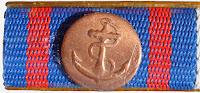 194 Seeverkehrswirt. Bronze draagtekens