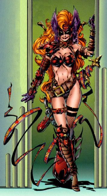 Angela 2, Warrior Girls 2