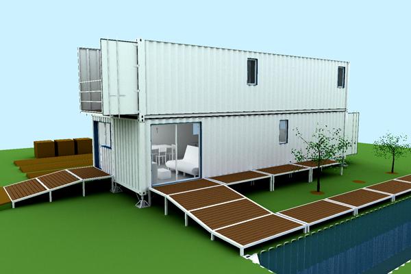 Containerhouse - Contenedores maritimos para vivienda ...