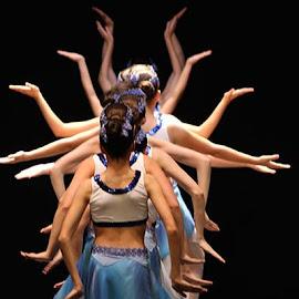 Clausura Escuela Danza Montijo