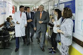 Nuevas instalaciones de la Unidad Coronaria del Hospital Ramón y Cajal