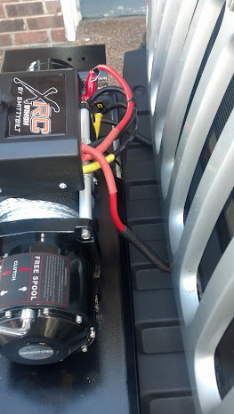 smittybilt xrc8 comp install jkowners com jeep wrangler jk forum  back of winch wiring
