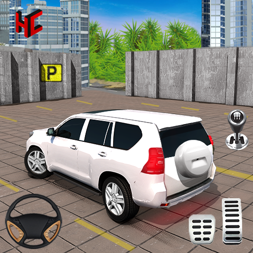 calle prado car parking juegos 3d
