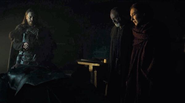El velorio - Game of Thrones