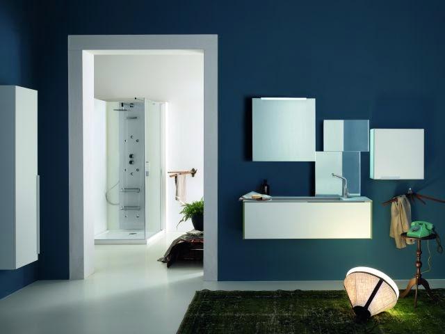 Arredo bagno mobili da bagno bergamo e for Linea g bagno