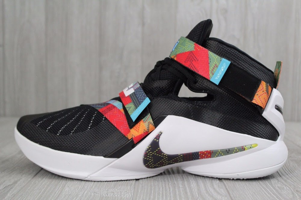 1997efb006c98 Nike LeBron Soldier 9 BHM That I Never Knew Dropped ...