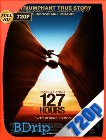 127 Hours (2010) BDRip [1080p] [Latino] [GoogleDrive] [RangerRojo]