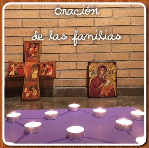 Oración de las Familias