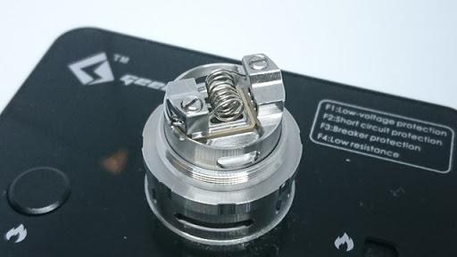 DSC 4006 thumb%255B2%255D - 【RTA】「Geek Vape Ammit 25 RTA」(ギークベープアメミット25RTA)レビュー。アメミットの新型はデカミット!?タンク容量バリエーションありのクラウド・フレイバー製造アトマ【電子タバコ/VAPE/爆煙/アトマイザー】