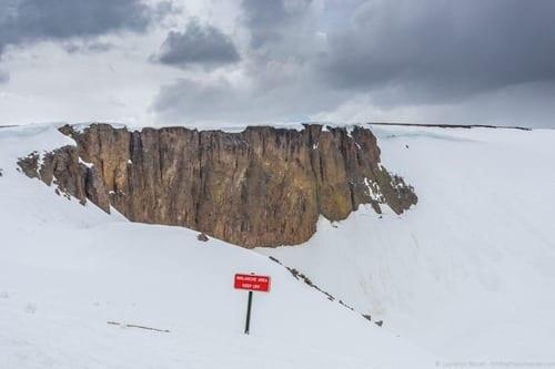Rocky Mountain National Park Lava Cliffs Overlook