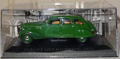 Berliet 11 CV Dauphine 1939