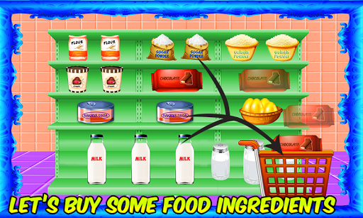 Bakery Shop Business Game