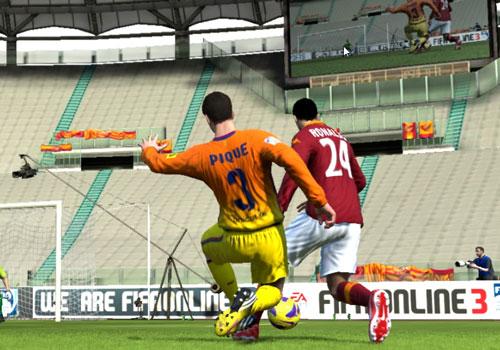 Hướng dẫn qua người trong FIFA Online 3 2