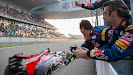 Daniel Ricciardo finished 7th for Toro Rosso