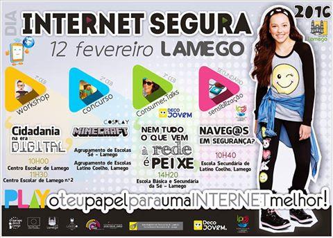 Dia da Internet Segura alerta jovens de Lamego