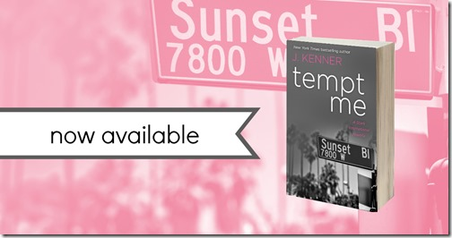 Tempt Me Now Available