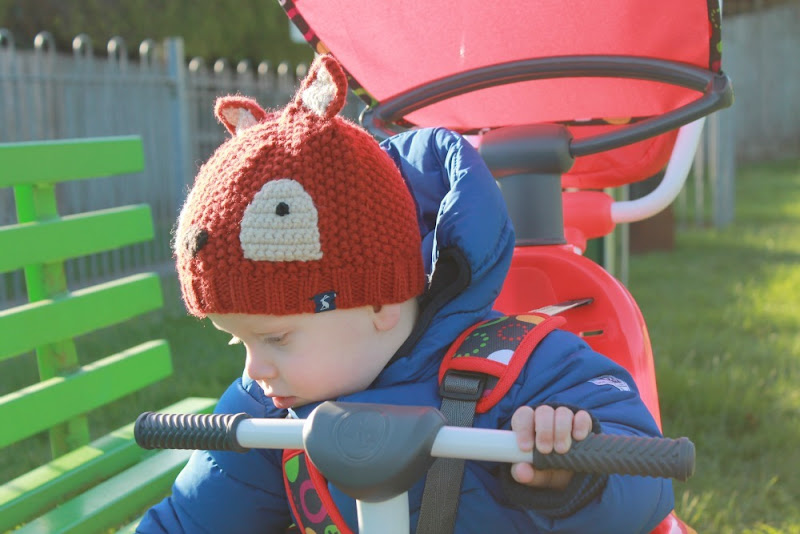 fisher-price trike review