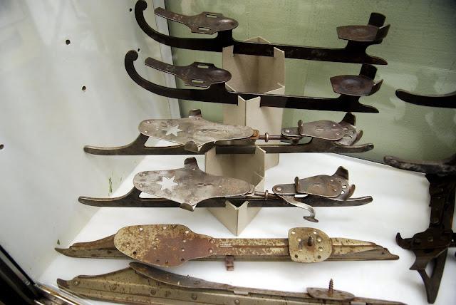 Музей коньков в Фрисландии