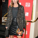 WWW.ENTSIMAGES.COM -   Anna Maxwell Martin    arriving  at     Great Britain - press night at Theatre Royal Haymarket, London September 26th 2014West End Opening at Theatre Royal Haymarket for Richard Bean's GREAT BRITAIN -  Play about an ambitious tabloid editor in production described as anarchic satire about the press, the police and the political establishment.                                                    Photo Mobis Photos/OIC 0203 174 1069
