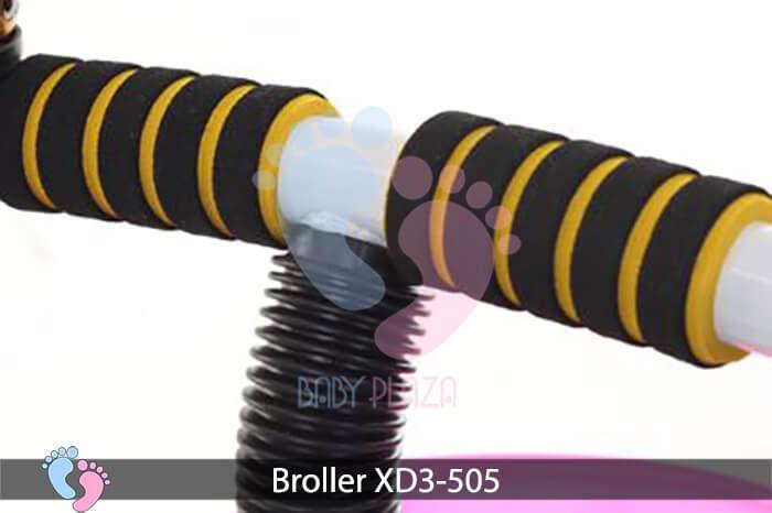 Xe đạp ba bánh Broller XD3-505 cho trẻ em 4