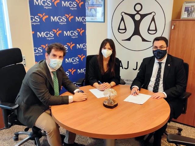 Convenio con MGS Seguros Jaén