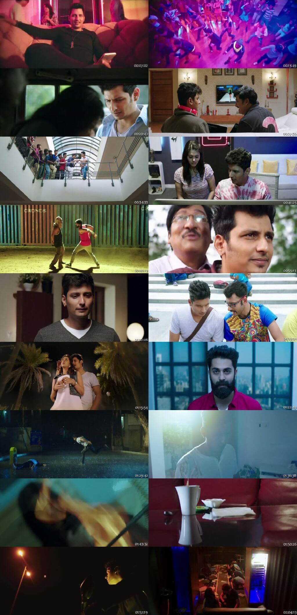 Screen Shot Of Tollywood Movie Kee 2019 Full Movie In Hindi Dubbed Free download 720P HD