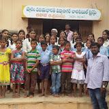 Orphanage Visit by Santosh Nagar Girls Branch