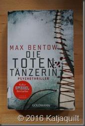 Max Bentow - die Totentaenzerin - klein