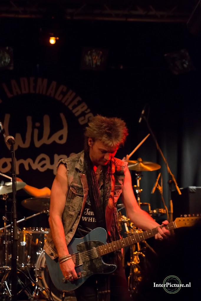playback  en Dany Lademacher's Wild Romance (Herman droods band) 469
