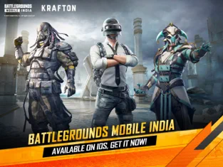 Battlegrounds Mobile India Now Available on iOS Devic