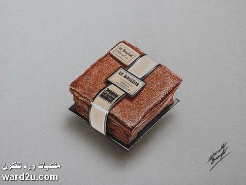 لوحات ثلاثية الابعاد للفنان Marcello Barenghi