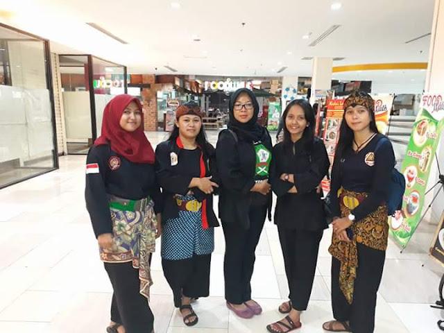 Srikandi Pesilat wanita Bekasi unjuk Kekuatan