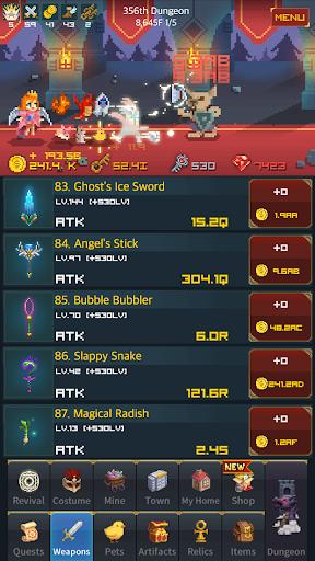 Mr.Kim - Idle Hero Knight 6.0.54 screenshots 2