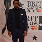OIC - ENTSIMAGES.COM - Craig David at the  The BRIT Awards 2016 (BRITs) in London 24th February 2016.  Raymond Weil's  Official Watch and  Timing Partner for the BRIT Awards. Photo Mobis Photos/OIC 0203 174 1069