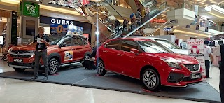 Hadirilah Pameran Suzuki di Mall Paragon Semarang