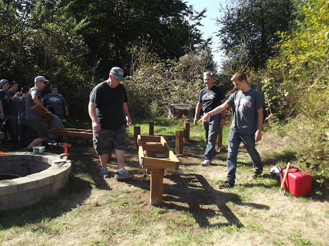 Carsons Eagle Project - October 2015 - DSCF3840.JPG