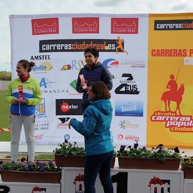 Media Maratón de Miguelturra 2015 - Trofeos