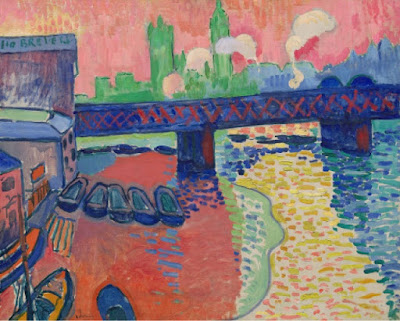 Andre Derain Charing Cross Bridge