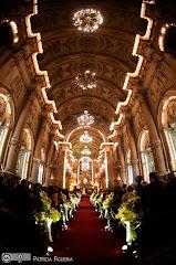 Foto 2740. Marcadores: 28/08/2010, Casamento Renata e Cristiano, Igreja, Igreja Sao Francisco de Paula, Rio de Janeiro
