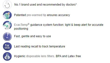 braun thermoscan ear thermometer manual 6013