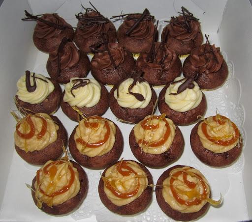 Gemengde chocolade cupcakes.JPG
