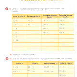 cálculos en la memoria♥♥♥DA LO QUE TE GUSTARÍA RECIBIR♥♥♥ https://picasaweb.google.com/betianapsp