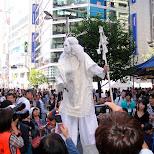 festival in shinjuku in Shibuya, Tokyo, Japan