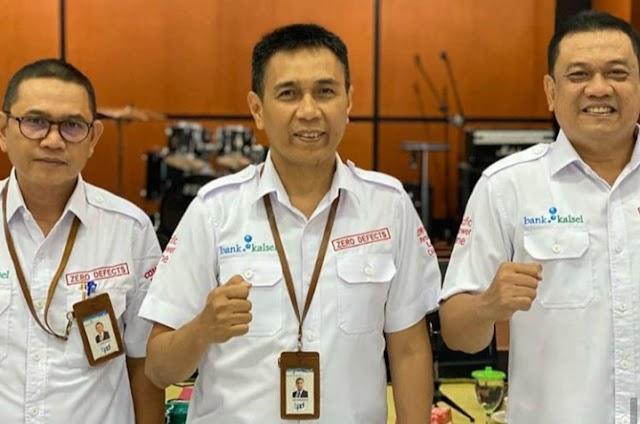 Acung Jempol, Kinerja Bank Kalsel Tunjukkan Peningkatan