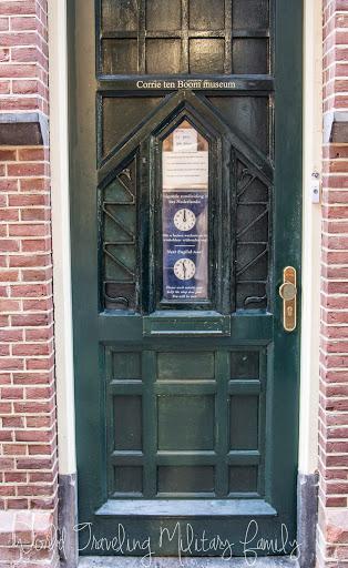 Corrie Ten Boom House - Haarlem, Netherlands
