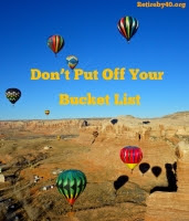 5 Reasons You Shouldn't Put Off Your Bucket List Until Retirement thumbnail
