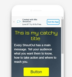 wix-shoutout-email-preview